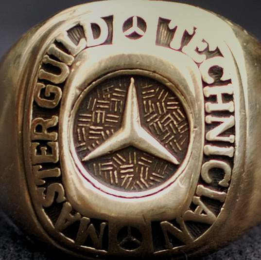 Mercedes benz repair for Mercedes benz ring